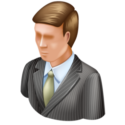Administrator, Business, Mac, Man, User Icon