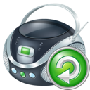 Boombox, Reload Icon