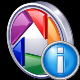 Info, Picasa Icon