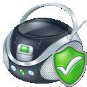 Boombox, Check Icon