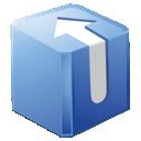 Box, Upload Icon