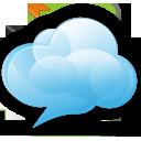 Cloud, Shine Icon