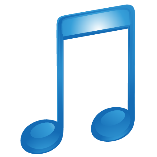 Blue, Itunes, Music, Sound Icon