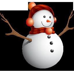 Christmas Man Snow Icon Download Free Icons