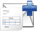 Bill, Email, Invoice, Send Icon