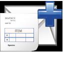 Bill, Email, Invoice, Send Icon