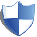 Blue, Protection, Shield Icon