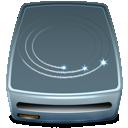 Extern, Harddisk, Idvd Icon