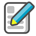 Document, Write Icon