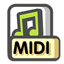 Midi, Sequence Icon