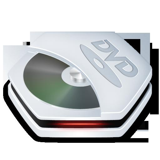 Dvdrom Icon