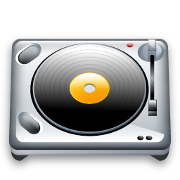 Dj Turnable Icon Download Free Icons
