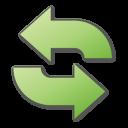 Green, Refresh Icon