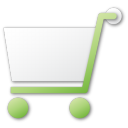 Cart, Green, Shopping Icon