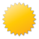 Label, Yellow Icon