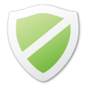 Green, Protect, Shield Icon