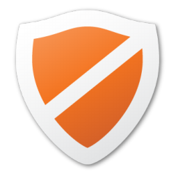Protect Red Shield Icon Download Free Icons