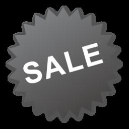 Label, Sale Icon