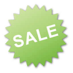 Green Label Sale Icon Download Free Icons