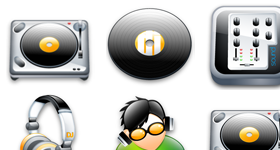 Sigma DJ Icons