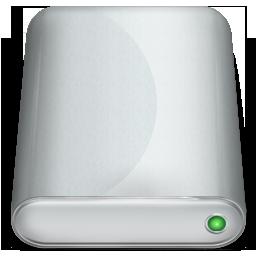 Device, Harddisk Icon