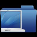 Folder, Macbook Icon