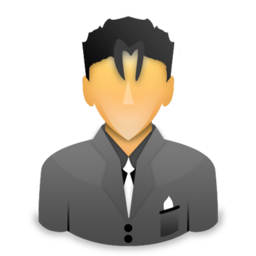 Executive Person Icon Download Free Icons