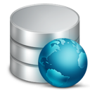 Database, Web Icon