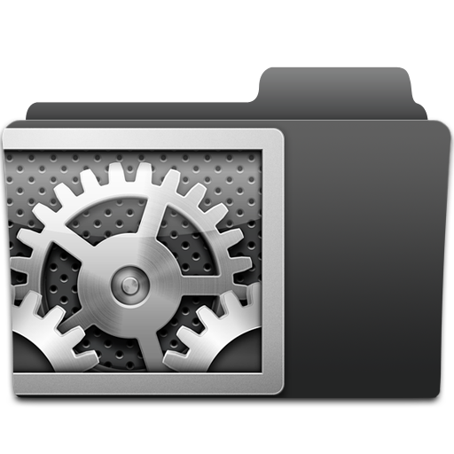 Folder, Preferences, Settings Icon