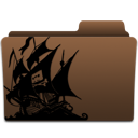 Bay, Folder, Pirate, The, Thepiratebay Icon