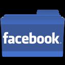 Facebook, Folder Icon