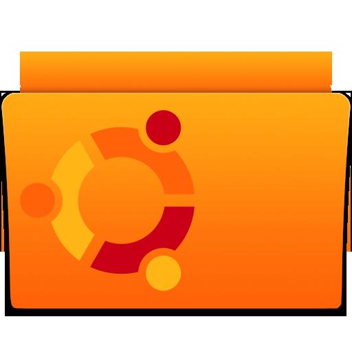 Orange, Ubuntu Icon