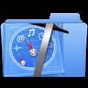 Dashboard, Dashcode, Folder Icon