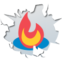 Feedburner, Inside, Texto Icon