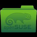 Folder, Open, Suse Icon