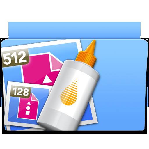 Composer, Folder Icon