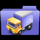 Folder, Ftp, Transmit Icon