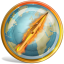 Browser, Compass, Firefox Icon
