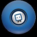 Ball, Block Icon