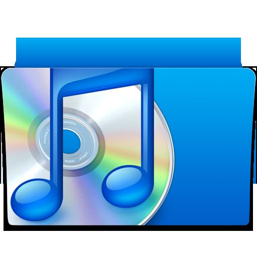 Folder, Itunes Icon