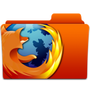 Browser, Firefox, Folder Icon