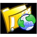 Folder, Htm Icon