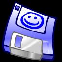 3floppy, Disk, Unmount Icon