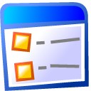 Detailed, View Icon