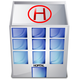 Hospital Icon Download Free Icons