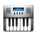 Audio, Keyboard, Midi Icon