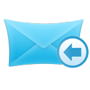 Mail, Recieve Icon