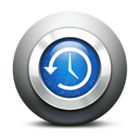 Backup, Machine, Time Icon