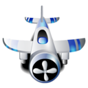 Aircraft, Plane Icon