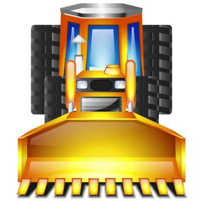 Earthmover, Truck Icon